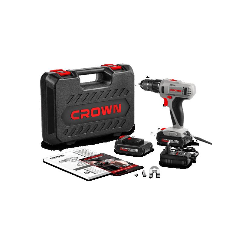 Visseuse 24 V valise crown
