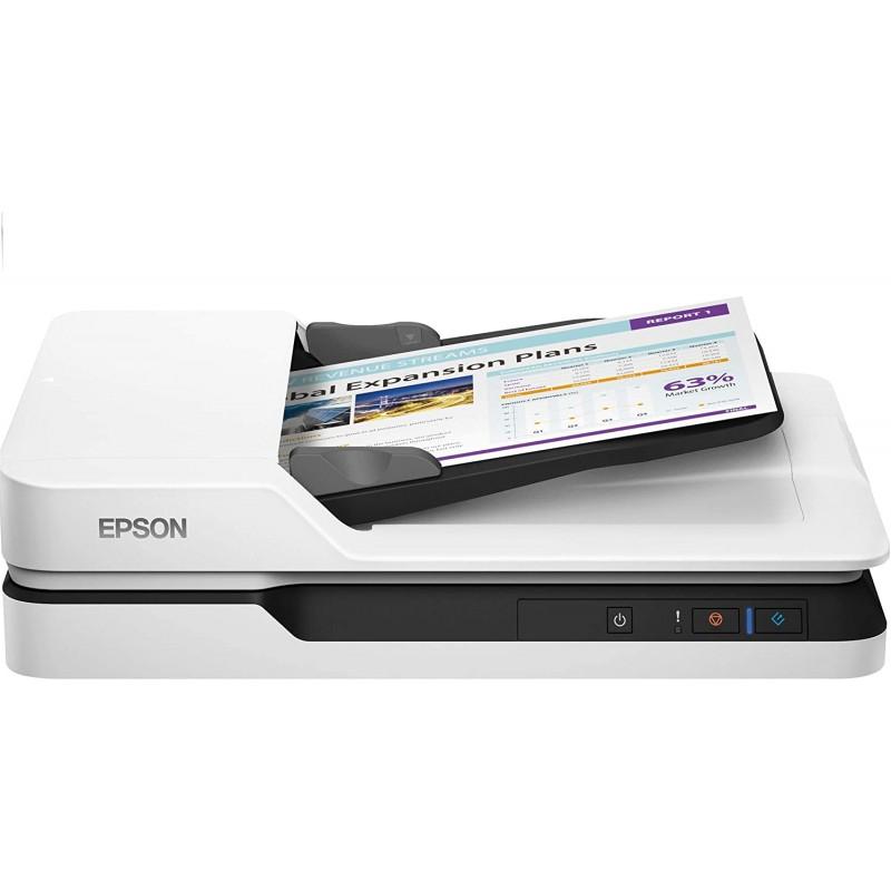 Scanner Epson Workforce DS - 1630