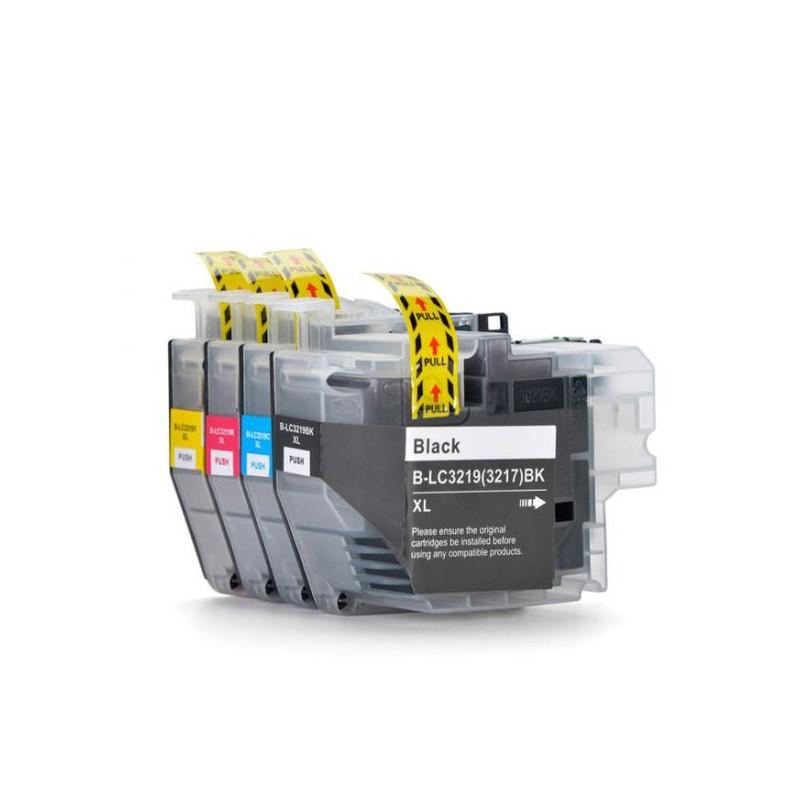 PACK CARTOUCHE COMPATIBLE MFC-J6530DW
